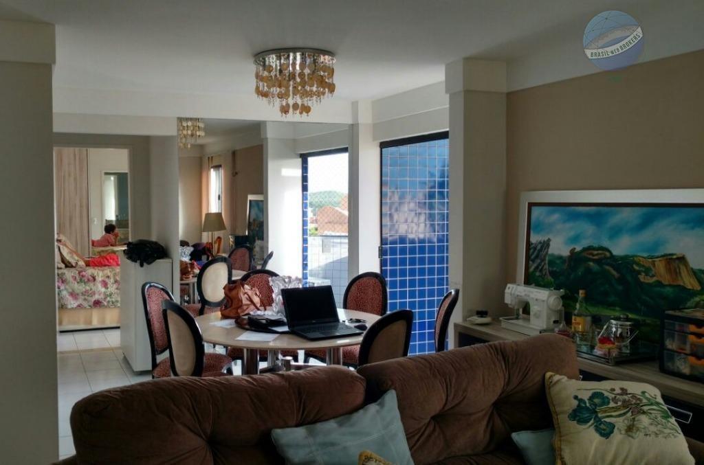 apartamento com 3 quartos, 92m², na melhor região de nova parnamirim - ap0139