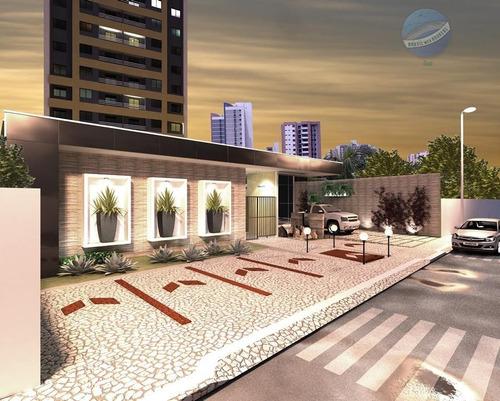 apartamento com 3 quartos, duas vagas cobertas, pronto para morar e vizinho ao tirol - residencial alto da boa vista - ap0045