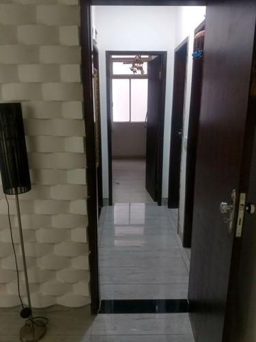 apartamento com 3 quartos e área privativa no bairro cidade jardim. - 1400