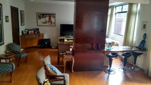 apartamento com 3 quartos e área privativa no bairro funcionários. - 1536