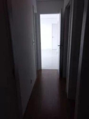 apartamento com 3 quartos e área privativa no bairro grajaú. - 1390