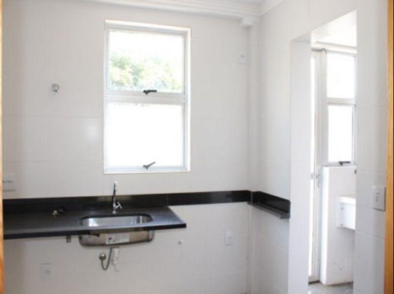 apartamento com 3 quartos e área privativa no bairro santa efigênia. - 1323