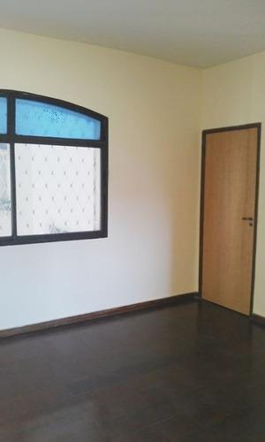 apartamento com 3 quartos e área privativa no bairro são lucas. - 1143