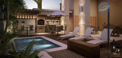 apartamento com 3 quartos e duas vagas, em lagoa nova - residencial montoril - ap0018