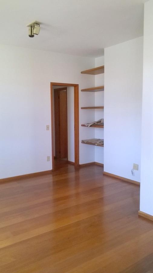 apartamento com 3 quartos no bairro carmo. - 1736