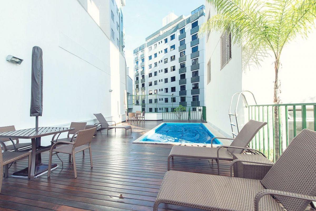 apartamento com 3 quartos no bairro grajaú. - 1577