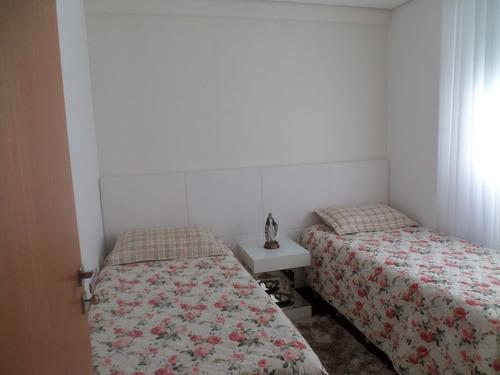 apartamento com 3 quartos no bairro lourdes. - 1433