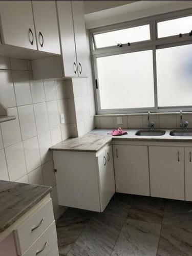 apartamento com 3 quartos no bairro luxemburgo. - 1066