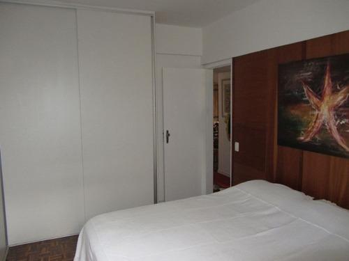 apartamento com 3 quartos no bairro sion. - 1232