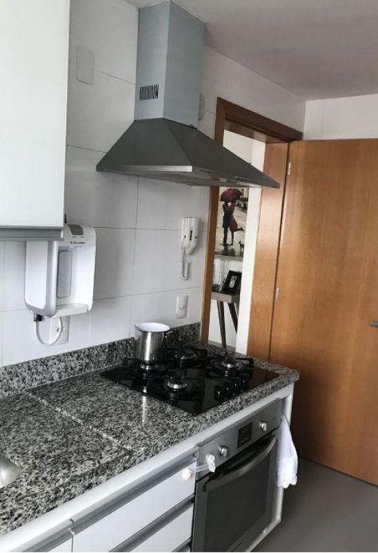 apartamento com 3 quartos no bairro vila da serra. - 1478