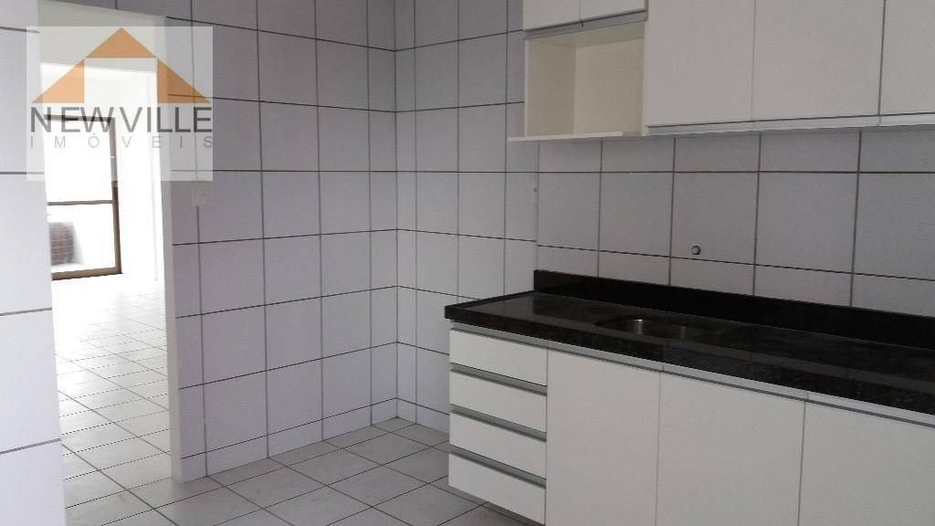 apartamento com 3 quartos para alugar, 94 m² por r$ 3.100/mês - boa viagem - recife/pe - ap0573