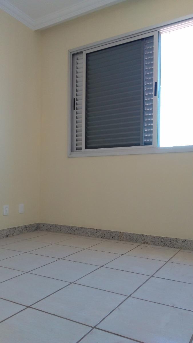 apartamento com 3 quartos para alugar no novo progresso em contagem/mg - 4958