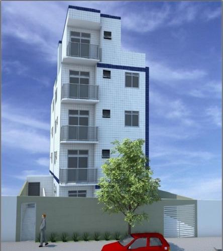apartamento com 3 quartos para comprar no cabral em contagem