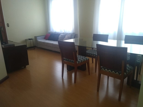 apartamento com 3 quartos para comprar no castelo em belo horizonte/mg - 1606