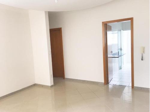 apartamento com 3 quartos para comprar no castelo em belo horizonte/mg - 45650