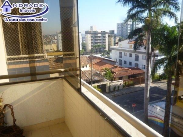 apartamento com 3 quartos para comprar no castelo em belo horizonte/mg - and839