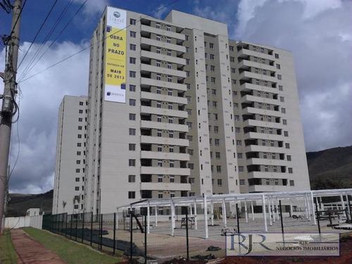 apartamento com 3 quartos para comprar no condomínio alphaville lagoa dos ingleses em nova lima/mg - 408