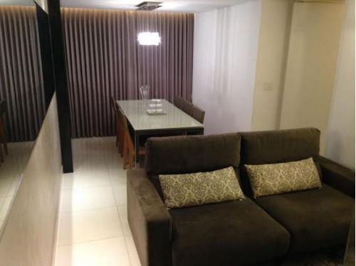 apartamento com 3 quartos para comprar no estoril em belo horizonte/mg - 722