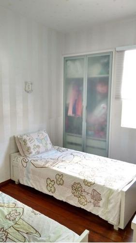apartamento com 3 quartos para comprar no funcionários em belo horizonte/mg - 920