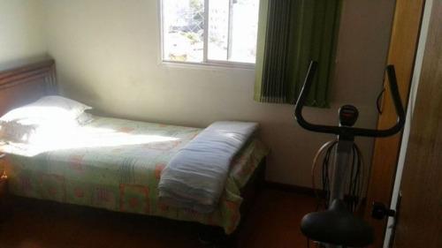 apartamento com 3 quartos para comprar no grajaú em belo horizonte/mg - 739