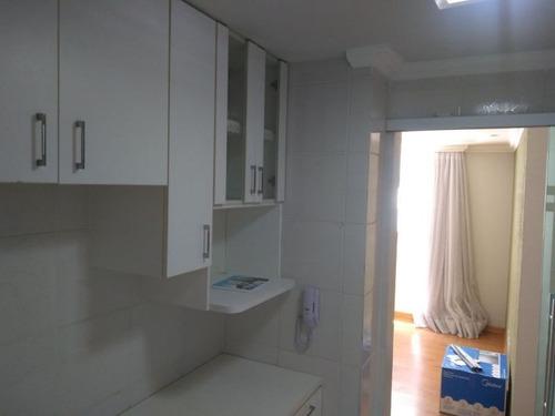 apartamento com 3 quartos para comprar no grajaú em belo horizonte/mg - 914