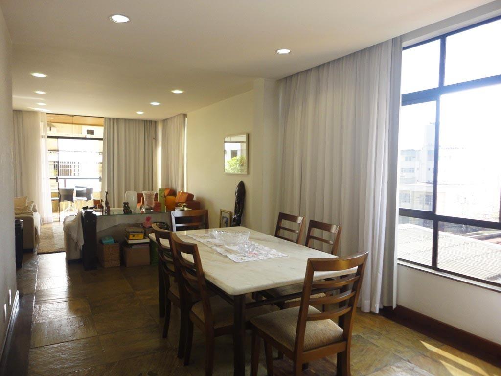 apartamento com 3 quartos para comprar no gutierrez em belo horizonte/mg - 10355