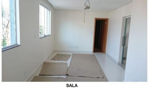 apartamento com 3 quartos para comprar no gutierrez em belo horizonte/mg - 814