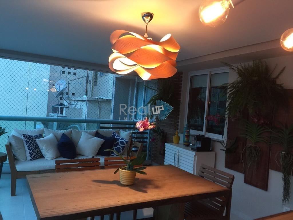 apartamento com 3 quartos para comprar no humaitá em rio de janeiro/rj - 16817