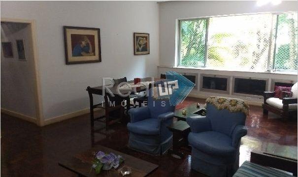 apartamento com 3 quartos para comprar no humaitá em rio de janeiro/rj - 7481