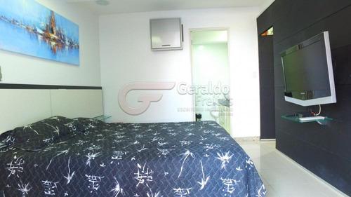 apartamento com 3 quartos para comprar no jatiúca em maceió/al - 1248