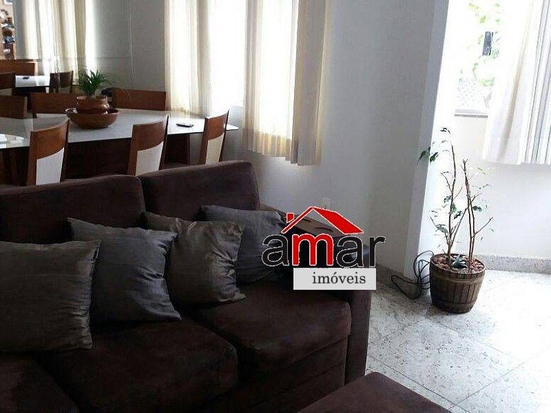 apartamento com 3 quartos para comprar no manacas em belo horizonte/mg - 695