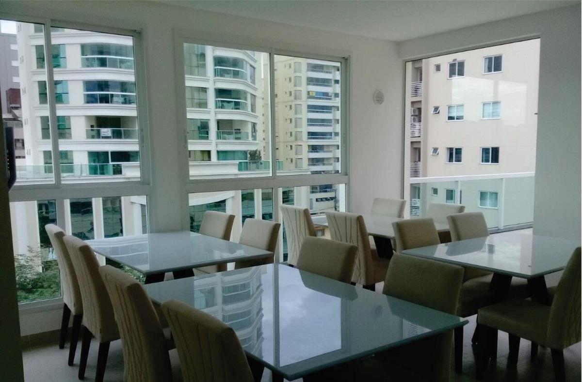 apartamento com 3 quartos para comprar no meia praia em itapema/sc - 1677
