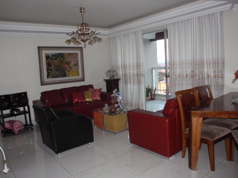 apartamento com 3 quartos para comprar no ouro preto em belo horizonte/mg - 913