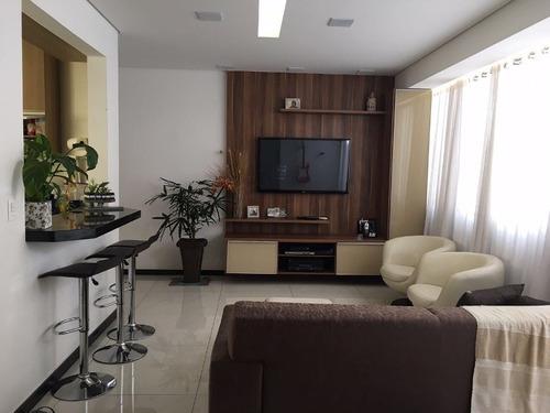 apartamento com 3 quartos para comprar no ouro preto em belo horizonte/mg - 949