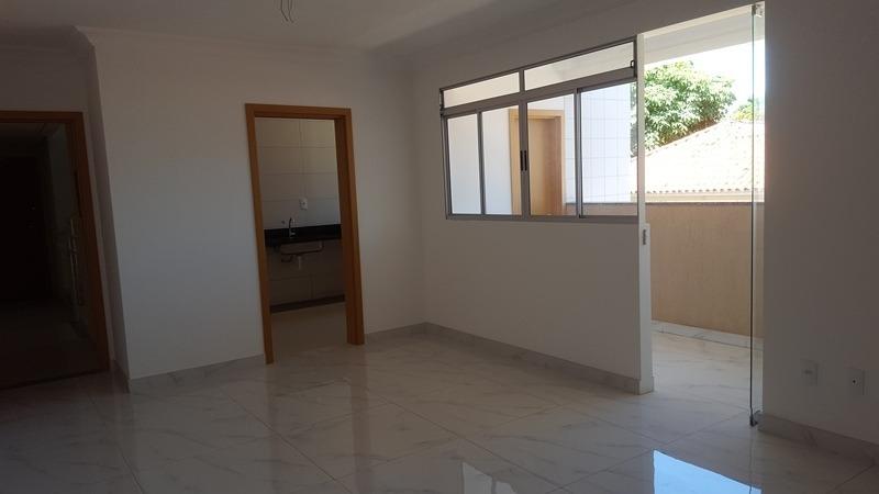 apartamento com 3 quartos para comprar no sagrada família em belo horizonte/mg - 7424