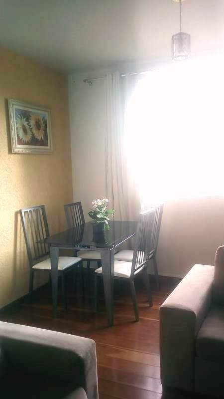 apartamento com 3 quartos para comprar no salgado filho em belo horizonte/mg - sim3308