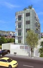 apartamento com 3 quartos para comprar no santa efigênia em belo horizonte/mg - 1327