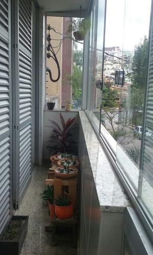 apartamento com 3 quartos para comprar no santa lúcia em belo horizonte/mg - 1217