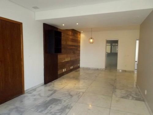 apartamento com 3 quartos para comprar no santa lúcia em belo horizonte/mg - 664