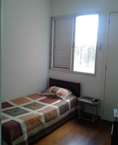 apartamento com 3 quartos para comprar no santo antônio em belo horizonte/mg - 536
