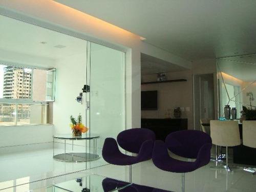 apartamento com 3 quartos para comprar no vila da serra em nova lima/mg - 959