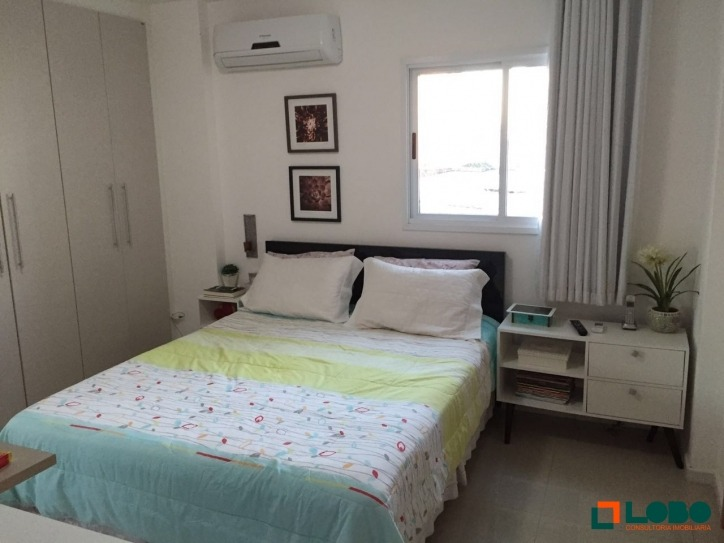 apartamento com 3 quartos sendo 1 suíte - 77