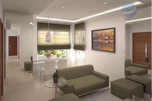 apartamento com 3 quartos, sendo dois suítes, em capim macio - izidora beatriz - ap0145