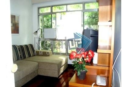apartamento com 3 quartos,  vaga de garagem e área externa! - 1275