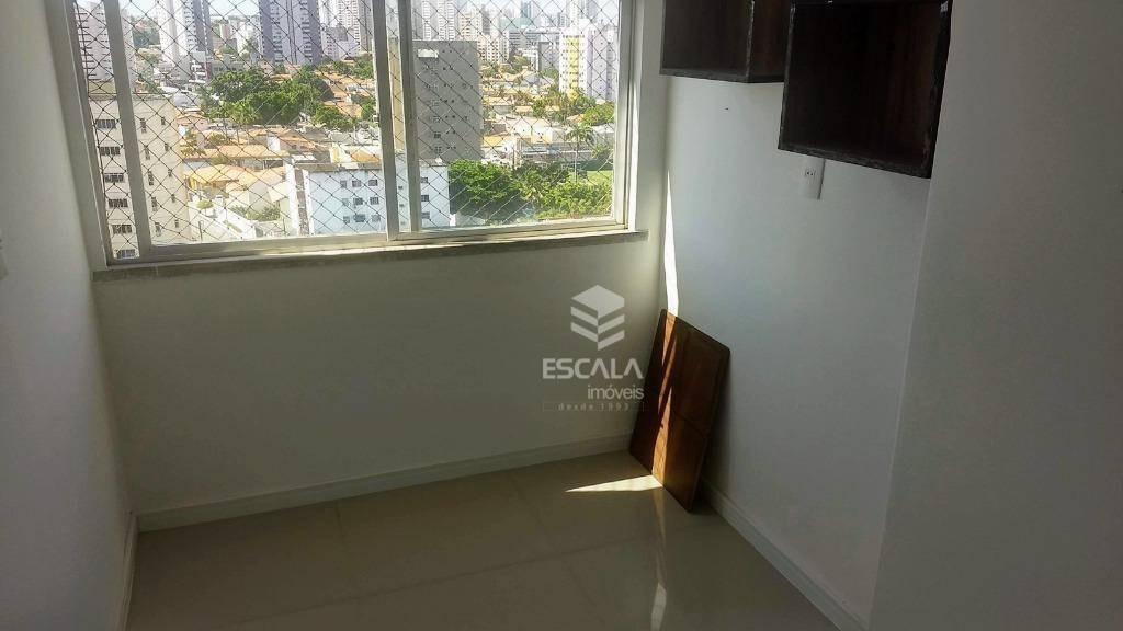 apartamento com 3 quartos à venda, 184 m², gabinete, financia, andar alto - cocó - fortaleza/ce - ap1694