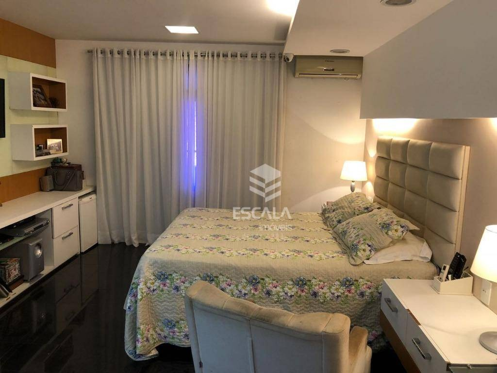 apartamento com 3 quartos à venda, 202 m², gabinete, 3 vagas - meireles - fortaleza/ce - ap1703