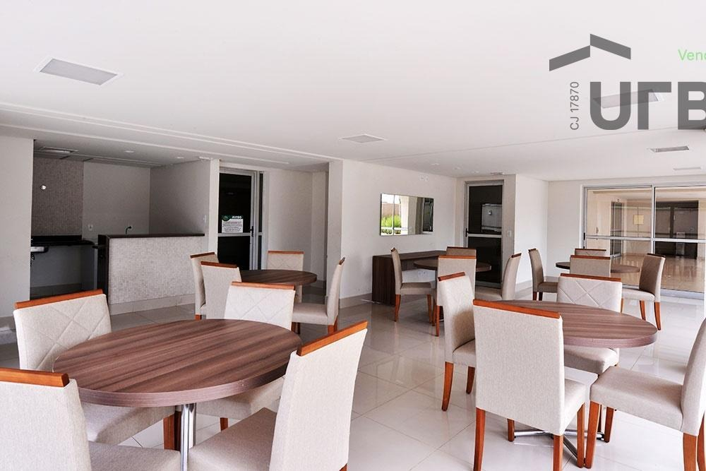 apartamento com 3 quartos à venda, 65 m² por r$ 238.418 - parque amazônia - goiânia/go - ap2880
