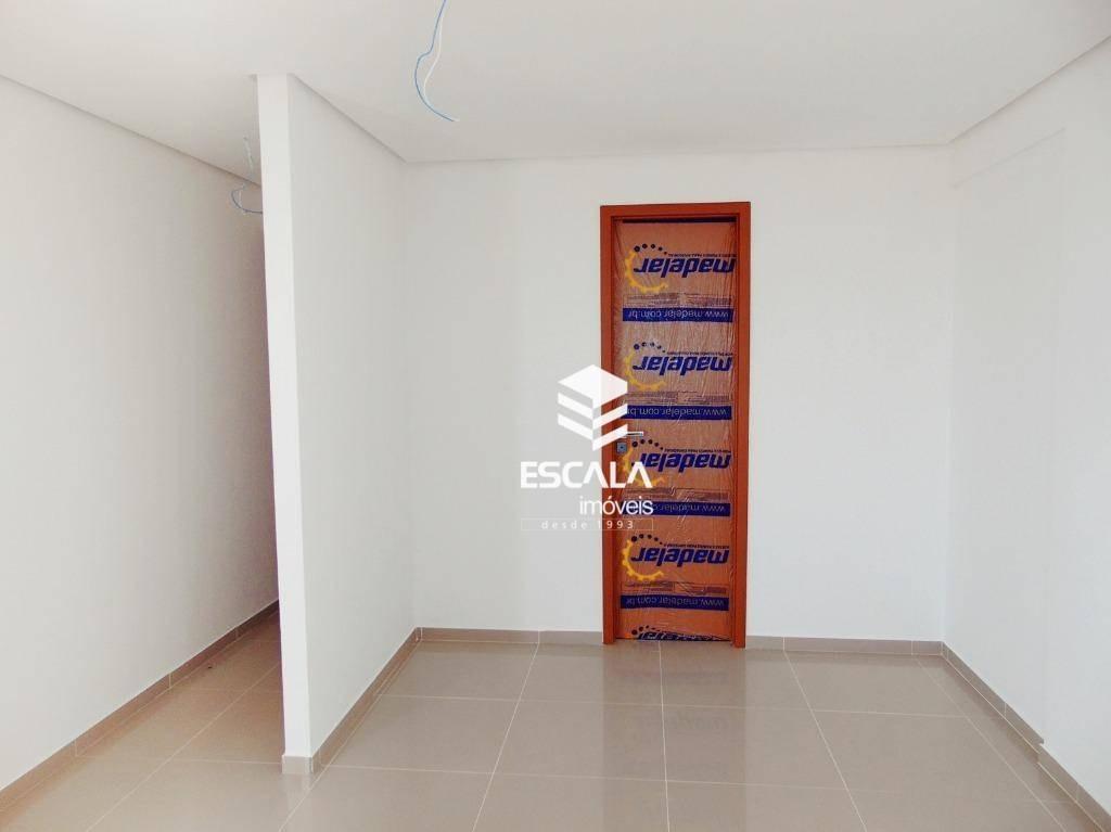 apartamento com 3 quartos à venda no aldeota, novo, 75m2, 2 vagas, lazer completo. financia. - ap0301