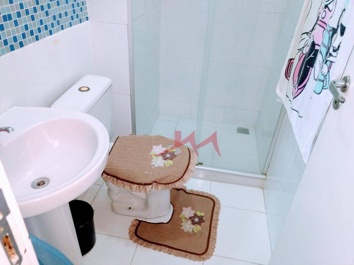 apartamento com 3 quartos(1 suíte) , 70 m² - venda por r$ 330.000 ou aluguel por r$ 1.200/mês - alcântara - são gonçalo/rj - ap0041