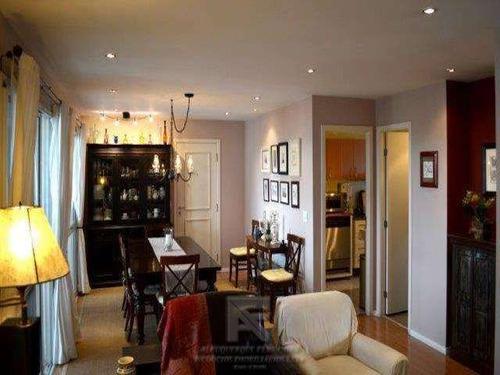 apartamento com 3 suítes e 2 vagas com lazer. - 1915-1